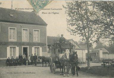 trans Le Plessis Trévise